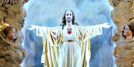 Messe du dimanche 23 mai, au Sanctuaire billets
