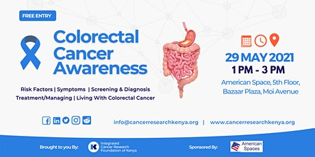 Colorectal Cancer Awareness tickets