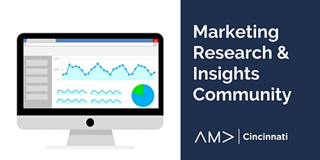 Marketing Research and Insights Community tickets