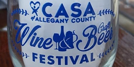 7th Annual CASA Wine, Distillery, and Craft Beer Festival tickets