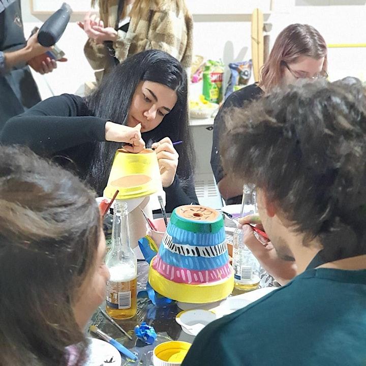 Piss Pots Workshop image