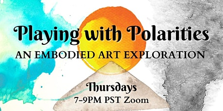 Playing With Polarities - An Embodied Art Exploration tickets