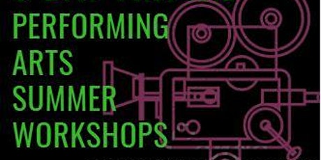 5-Day  Virtual Performing Arts Summer Workshops tickets