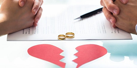 Avoiding Financial Mistakes during a Divorce! tickets