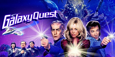 """Movies on Wheels Presents """"Galaxy Quest"""" tickets"""