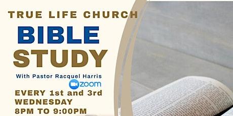 Bible Study - Online tickets