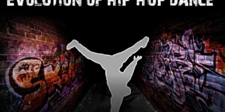 Evolution of Hip Hop Dance! tickets