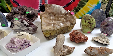 Crystal & Mineral Showcase Sale tickets