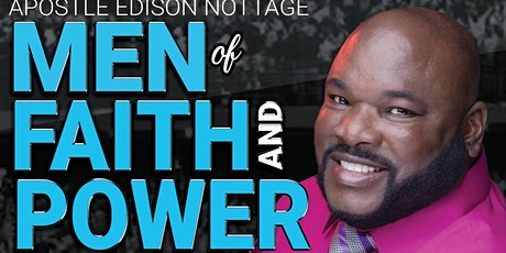 REGISTER NOW FOR THE MEN OF FAITH & POWER REVIVAL & FATHER'S DAY EVENT 2021 tickets