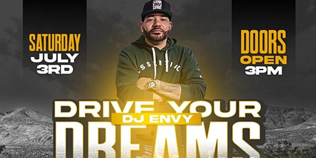 DJ Envy's Drive Your Dreams Car Show After Party tickets