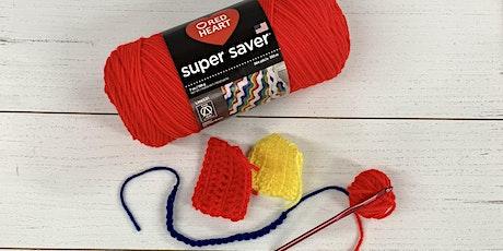 Basic Crochet - Market City tickets