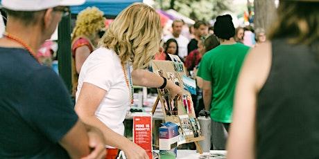 2021 Pride in the Park Vendor Registration tickets