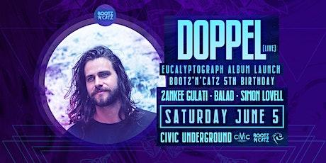BNC pres. Doppel (Eucalyptograph Album Launch) tickets