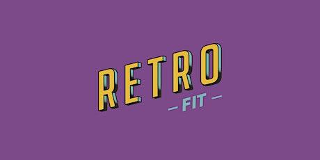 Retro Step class for women - Wednesday 5:30pm tickets