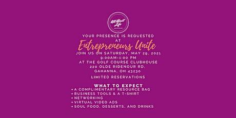 Entrepreneurs Unite: Workshop & Soul Food Bruncheon tickets