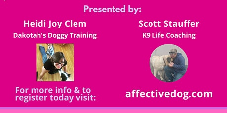 Aggression, Reactivity, Recovery Workshop Seminar tickets