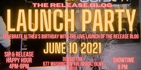 The Release Blog Launch Party tickets