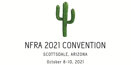 NFRA 2021 Convention tickets