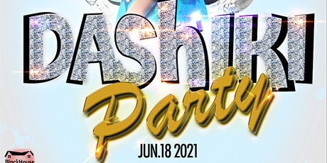 Dashiki Afrobeats Party tickets