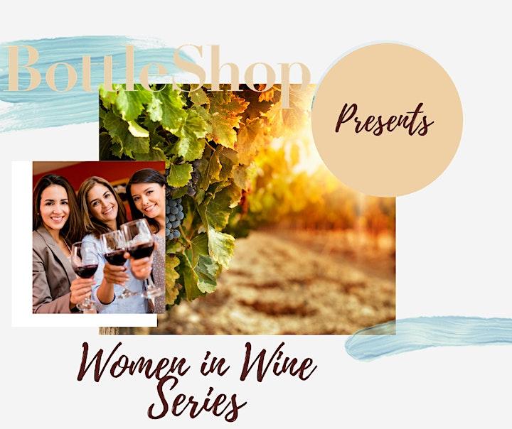 Women In Wine Event Series image