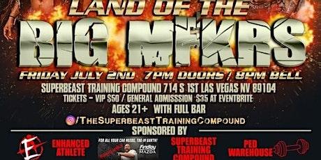 Dark Arts Entertainment Presents/ Land Of The BIG MFKRS tickets