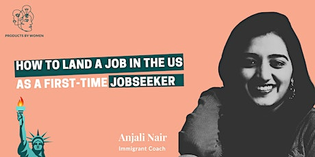 How to land a job in the US as a first-time jobseeker tickets