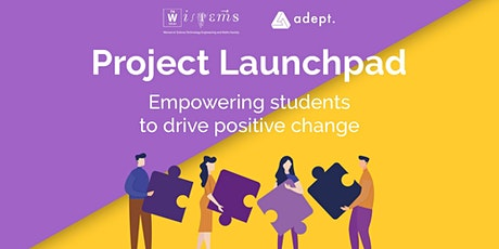 Project Launchpad - Adept Adelaide x WISTEMS tickets