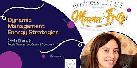 Dynamic Energy Management Strategies tickets