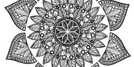 Free Beginners Mandala Lesson tickets