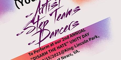 Calling All Artist/Stepteam/Dance Teams tickets