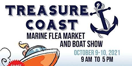 Treasure Coast Marine Flea Market and Boat Show tickets