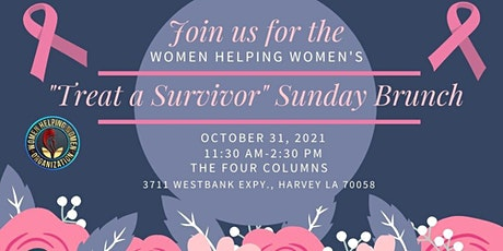 Join us for Sunday Brunch Honoring Cancer Survivors tickets