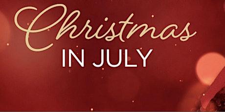 Priscilla's Variety Bash Xmas in July tickets