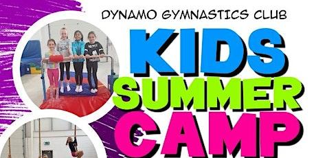 DyNamo Gymnastics Club Fun Summer Camp for non-members tickets