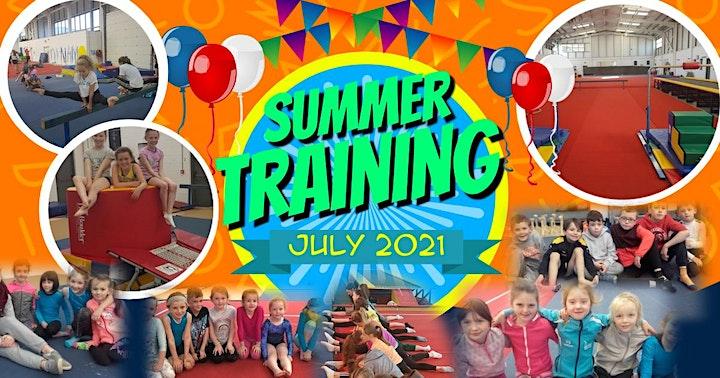 Wednesdays: Members Summer Training image