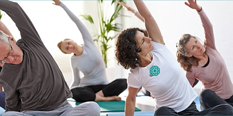 INTRODUCTION TO YOGA - 6 WEEK SERIES tickets