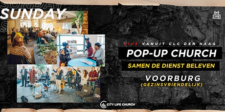Pop-Up Church Voorburg - zo. 23 mei tickets