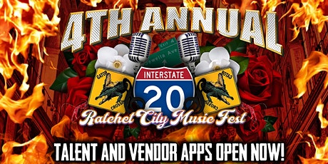 4th Annual Ratchet City Music Fest tickets