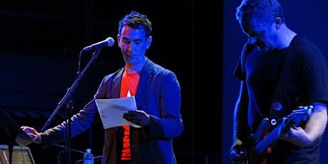Performance musicale Anne-James Chaton x Andy Moor biglietti
