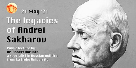 The Legacies of Andrei Sakharov tickets