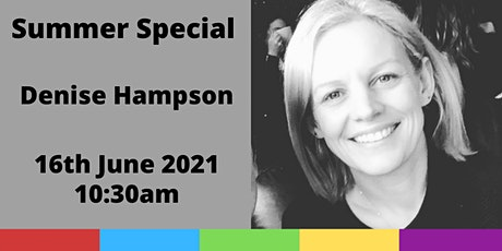 RH Networking - Online Edition: Summer Special with Denise Hampson tickets