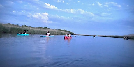 Sunset Paddle on the Carmans River tickets