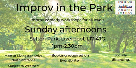 Improv in the Park with Liverpool Comedy Improv tickets