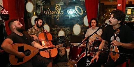 Delyrium Band - Greek music - Feature ticketed event tickets