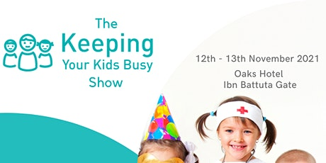 The Keeping Your Kids Busy Show tickets