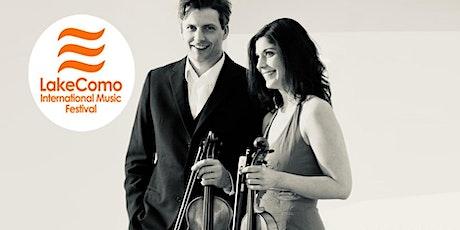 Duo Alban e Vera Beikircher (violino, viola) biglietti