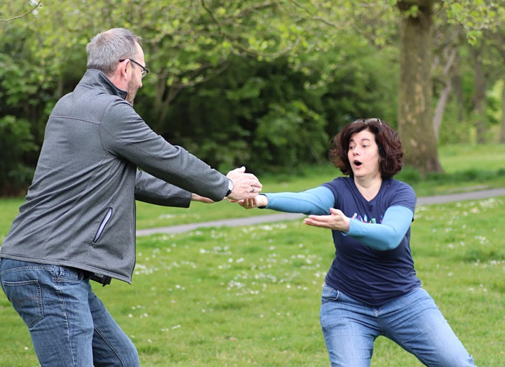 Improv in the Park with Liverpool Comedy Improv image