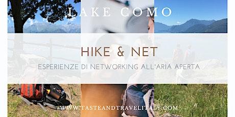 TREKKING & NETWORKING - Il Sentiero del Viandante: Dervio/Colico biglietti