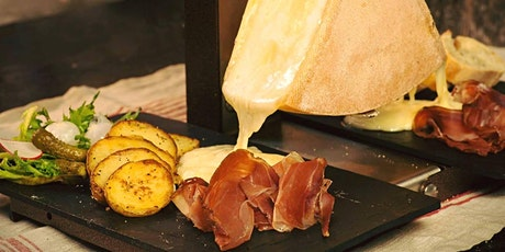 Raclette night at Wander tickets