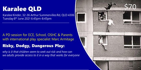 Risky Dodgy Dangerous Play  at Karalee QLD tickets